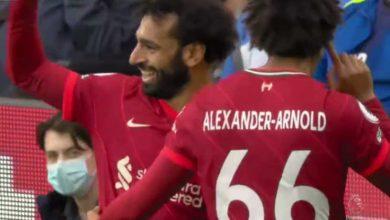 صورة أهداف مباراة ليفربول وليدز يونايتد (3-0) اليوم فى الدوري الإنجليزي