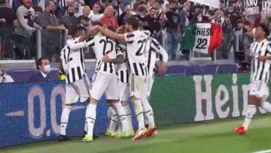صورة أهداف مباراة يوفنتوس وتشيلسي (1-0) اليوم فى دوري أبطال أوروبا