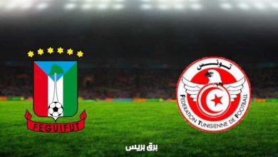 صورة نتيجة مباراة تونس وغينيا الإستوائية اليوم في تصفيات كأس العالم