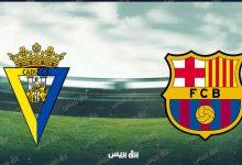 صورة موعد مباراة برشلونة وقاديش القادمة والقنوات الناقلة فى الدوري الإسباني