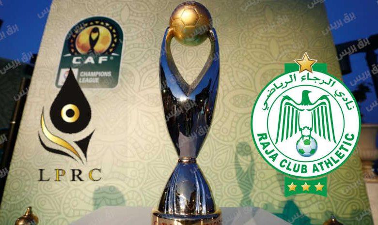 موعد مباراة الرجاء الرياضي واويلرز القادمة والقنوات الناقلة فى دوري أبطال أفريقيا