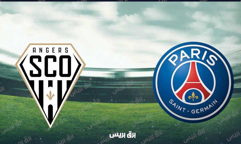 موعد مباراة باريس سان جيرمان وأنجيه القادمة والقنوات الناقلة فى الدوري الفرنسي