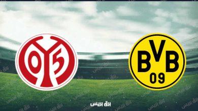 صورة موعد مباراة بوروسيا دورتموند وماينز القادمة والقنوات الناقلة فى الدوري الألماني